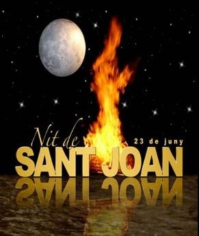 Resultado de imagen de verbenas de sant joan en barcelona