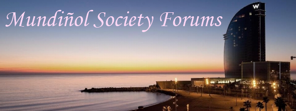 Mundiñol Society Forums